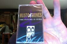 Musto & Bones- The Future Is Ours- new/sealed cassette tape
