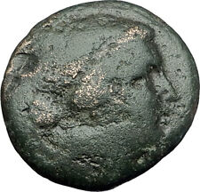 MESEMBRIA in THRACE - Black Sea Area Authentic Ancient Greek Coin ATHENA i62087