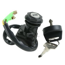 Motorcycle Ignition Key Switch For Kawasaki KLF110 B2 MOJAVE 110E 1988 ATV New