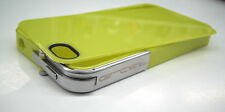 GRAFT CONCEPTS Leverage iPhone 4/4S Case Bumper NEON GREEN w/ MATTE Latch NEW