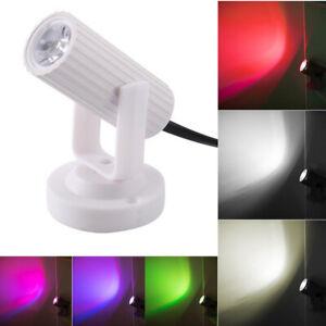 Mini projecteur de lumière d'étape de RVB DJ LED pour l'éclairage de danse de