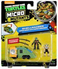Micro Mutants Shellraiser Super Ninja Leo & Super Shredder Mini Figure Set