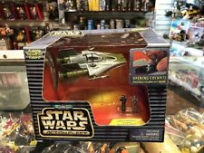 Star Wars Action Fleet A-Wing Squadron Colors Micro Machines Galoob