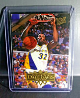 1995-96 Dale Davis Fleer Ultra #73 Basketball Card