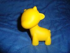 "Munny World Yellow Giraffe PVC Figure 2.75"" tall"