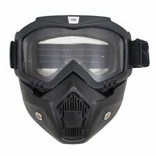 ARMR Flexible Tpu Frame Urban Mask & Anti Scratch Goggles For Motorcycle Bike