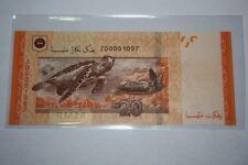 (PL) NEW: RM 20 ZD 0001097 UNC ZETI REPLACEMENT 3 ZERO NICE FANCY NUMBER