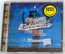 BILL BRUFORD'S EARTHWORKS - HEAVENLY BODIES - CD Sigillato