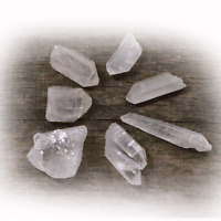 Crystal Quartz Points 97g B24-CH 30-55mm Healing Crystals Grids Reiki Energy