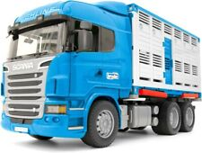 NEW Bruder 1:16 Scania R-Series Cattle Transport Truck from Mr Toys