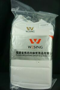 Wesing Professional Karate Men Chest Protector Karate Chest Guard Large