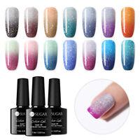 UR SUGAR 7.5ml Thermal Color Changing Nail Gel Polish Soak Off UV Gel Varnish