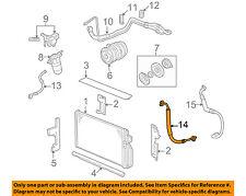GM OEM-A/C AC Hose Line Pipe 25759699