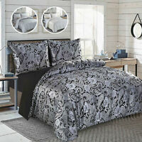 Paisley Design Jacquard Duvet Cover Quilt Cover Bedding Bed Set Double King Size