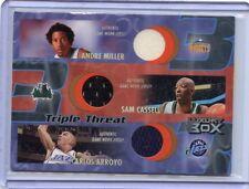 2004-05 TOPPS LUXURY BOX #TT-MCA MILLER/CASSELL/ARROYO #110/200 TRIPLE JERSEY