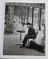 Robert Doisneau  PREVERT AT A CAFE TABLE  14x11 Photo Reprint Unsigned 15x12