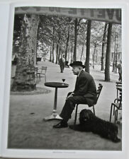 Robert Doisneau  PREVERT AT A CAFE TABLE  14x11 Photo Reprint Unsigned