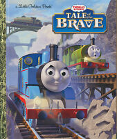 Little Golden Book: Tale of the Brave by W. Awdry (2014)