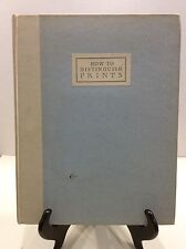 HOW TO DISTINGUISH PRINTS 1926, The Print Society, 1st Edition