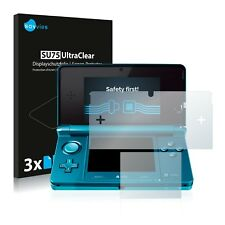 6x Protector Pantalla Nintendo 3DS Pelicula Protectora Transparente