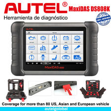 Autel MaxiDAS DS808K OBD2 Auto Herramienta de Diagnóstico ABS/SRS EPB program