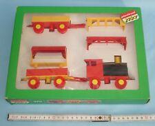 neuwertiger Plasticant Junior 270 - Eisenbahn Set Kasten um 1975