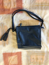 Borsa, France City LA REDOUTE, WOMAN'S, Zip-Up, Blu