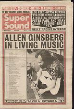 SUPER SOUND 11/1973 LIVING MUSIC LOGGINS MESSINA PETER PAUL & MARY BATTIN CAN