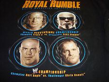 Royal Rumble WWE T-Shirt.XL..2003