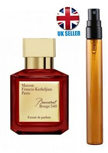Maison Francis Kurkdjian Baccarat Rouge 540 Extrait De Parfum 10 Ml