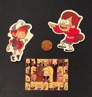 Gravity Falls stickers Dipper Mabel