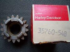 HARLEY OEM NOS COUNTERSHAFT 1ST GEAR 17 TOOTH 35760-54B