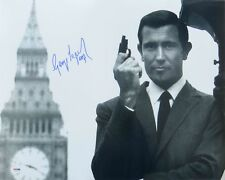 George Lazenby Signed James Bond 007 Authentic 16x20 Photo PSA/DNA #4