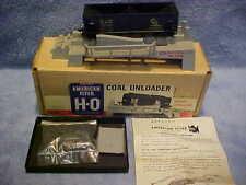 Postwar American Flyer Gilbert HO Coal Unloader #33785  nice