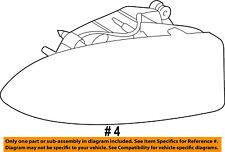 Dodge CHRYSLER OEM 2001 Dakota-Headlight Head Light Headlamp 55055173AD