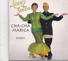 Lonny en Sandra-Cha Cha Marica cd single