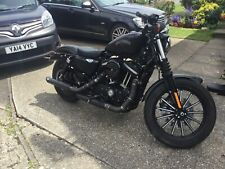 Harley Davidson Iron 883 moTorbike