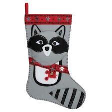 Felt Street™ Jingles the Raccoon Stocking Kit
