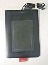Wacom Bamboo Pen Tablet CTL-460 Black