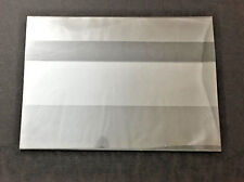 "3-Fold Price Channel Sign Holders Bendable Plastic 3.5 High  X 5"" Wide  25 Pack"