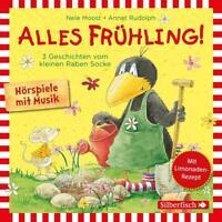 DER KLEINE RABE SOCKE - ALLES FRÜHLING!...U.W.GESCHICHTEN   CD NEU