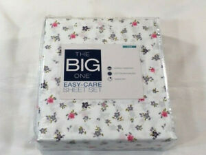 The Big One Twin Sheet Set - Ditsy Floral