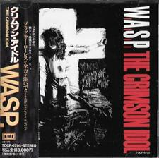 W.A.S.P. The Crimson Idol JAPAN CD OBI 1992 TOCP-6705 / Ratt Motley Crue