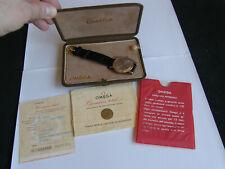 OMEGA-SEAMASTER-AUTOMATIC-1960-ORO ROSA 18 KT(0,750)-REF.14745 SC-1-CALIBRO 552