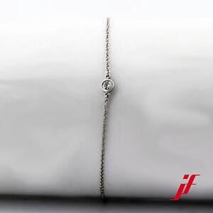 Armband Tiffany & Co. *Elsa Peretti*  950er Platin Diamant Brillant 17,0 cm