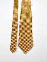 Ermenegildo Zegna Men's Silk Necktie Neck Tie