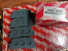 TOYOTA LEXUS OEM 0446633140 GENUINE OEM REAR PADS ES330 ES350