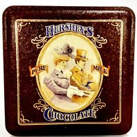 1992 Hershey's Chocolate Vintage Edition #4 Collectible Tin Victorian Candy 1908