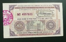 (RM) 1987  Lottery drawn in Ipoh
