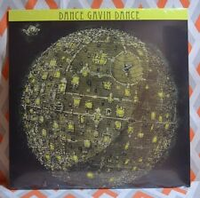 DANCE GAVIN DANCE- Self Titled, Limited BROWN/WHITE VINYL + Download NEW!